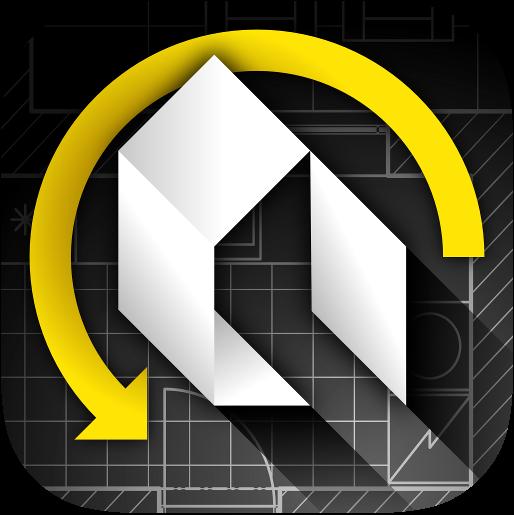 BIMx app icon - ios7